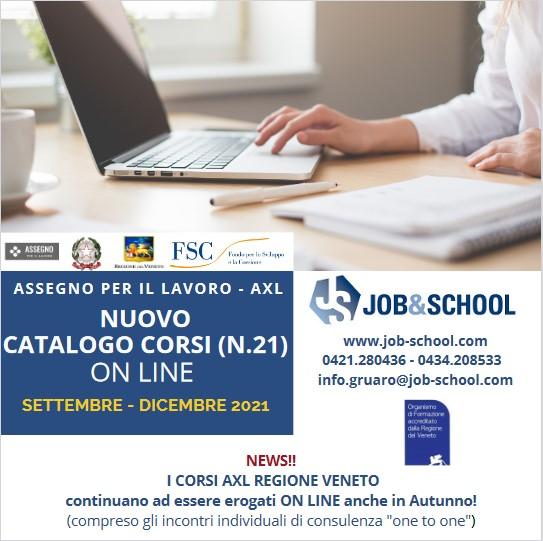 Catalogo Assegno Per il Lavoro - Veneto